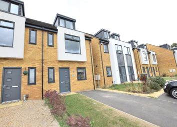 Thumbnail 4 bed semi-detached house for sale in Newdawn Place, Cheltenham, Glos