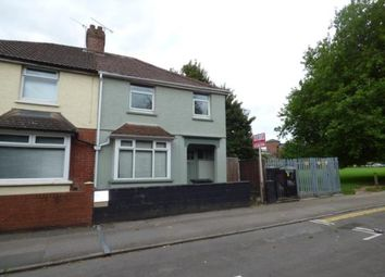 Thumbnail 3 bedroom semi-detached house for sale in Plymouth Street, Swindon, Wiltshire