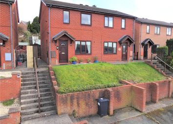 Thumbnail 2 bed semi-detached house for sale in Brimmon Close, Newtown, Powys
