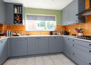 Richmond Meech Drive, Kennington, Ashford TN24. 3 bed terraced house