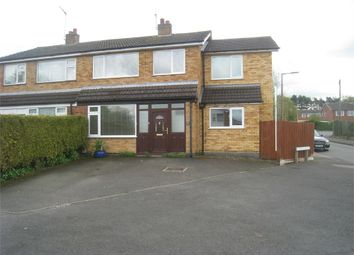 Thumbnail 5 bed semi-detached house to rent in Hill View Drive, Cosby, Leicester