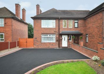 Thumbnail 3 bed semi-detached house for sale in Sandon Road, Meir
