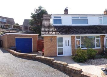Thumbnail 3 bed semi-detached house for sale in Tryfan, Glan Conwy, Conwy, North Wales