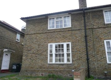 Thumbnail 2 bed semi-detached house to rent in Shroffold Road, Downham, Bromley