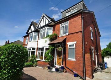 Thumbnail 5 bed semi-detached house for sale in Chandos Road, Heaton Chapel, Stockport, Greater Manchester