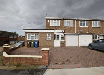 Thumbnail 3 bed end terrace house for sale in St Johns Road, Chadwell St Mary, Grays, Essex