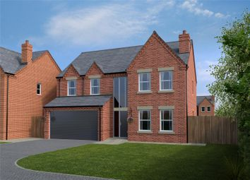 Thumbnail 5 bed property for sale in Plot 43, Brackenfield View, Wessington, Derbyshire