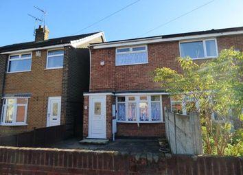 Thumbnail 2 bed semi-detached house for sale in Albert Street, Stanton Hill, Sutton-In-Ashfield, Nottinghamshire