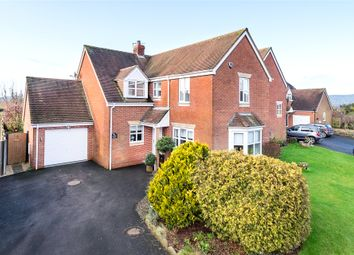 Thumbnail 4 bed detached house for sale in High Street, Stottesdon, Kidderminster, Shropshire
