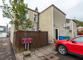2 bed flat for sale in 1 Henry Street, Alva, Clackmannanshire FK12