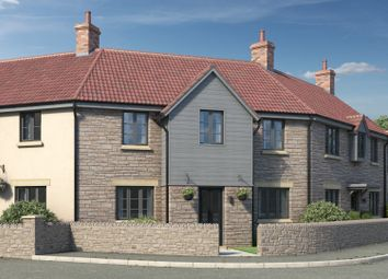 Thumbnail 3 bed terraced house for sale in Fullers Cottage, Glastonbury