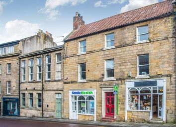 Thumbnail 1 bed flat to rent in Fenkle Street, Alnwick