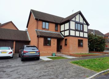 Thumbnail 4 bedroom detached house for sale in Dogwood Road, Broadstone