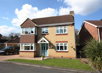 Thumbnail 5 bedroom detached house for sale in Turbary Avenue, Warndon, Worcester