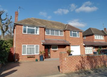 Thumbnail 4 bed detached house for sale in Duffins Orchard, Ottershaw, Surrey