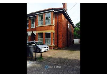 Thumbnail 1 bed flat to rent in Park Avenue, Hull