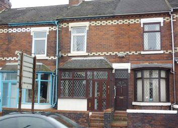 Thumbnail 2 bedroom terraced house to rent in Victoria Road, Hanley, Stoke-On-Trent