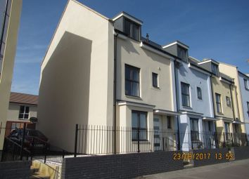 Thumbnail 1 bed terraced house to rent in Eighteen Acre Drive, Patchway, Bristol