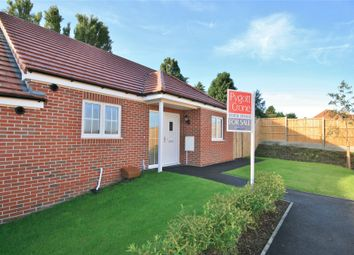 Thumbnail 2 bed bungalow for sale in Conisbrough Close, Grantham