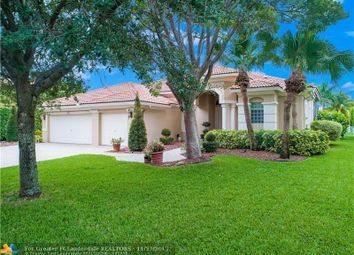 Thumbnail 4 bed property for sale in 4859 Nw 124th Way, Coral Springs, Florida, United States Of America