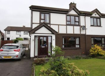 Thumbnail 3 bed semi-detached house for sale in Windslow Park, Carrickfergus