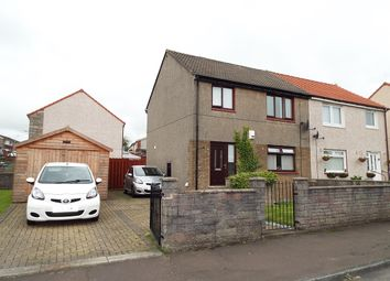 Thumbnail 3 bed semi-detached house for sale in Shaw Place, Saltcoats