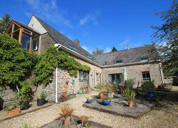 Thumbnail 5 bed detached house for sale in Ledstone, Kingsbridge