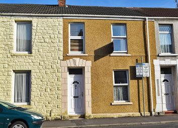 Thumbnail 3 bed terraced house for sale in Lakefield Road, Llanelli
