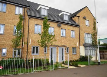 Thumbnail 4 bedroom terraced house for sale in College Drive, Dunstable