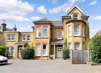 Thumbnail 2 bed flat for sale in Callis Court Road, Broadstairs, Kent
