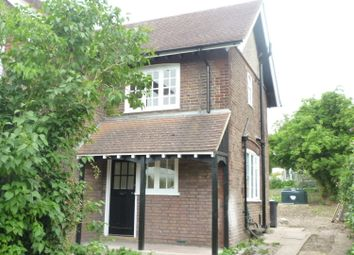 Thumbnail 3 bed semi-detached house to rent in Lower Luton Road, Luton, Beds