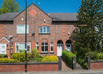 Thumbnail 2 bed terraced house for sale in Ridgeway Road, Timperley, Altrincham