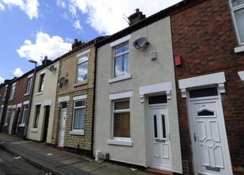 Thumbnail 2 bed terraced house to rent in Harley Street, Hanley, Stoke-On-Trent