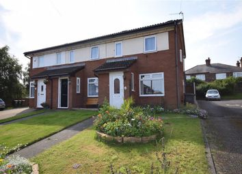Thumbnail 2 bedroom end terrace house for sale in Nant Park Court, Wallasey, Merseyside