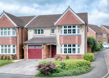 Thumbnail 4 bed detached house for sale in Lister Drive, Rubery, Birmingham