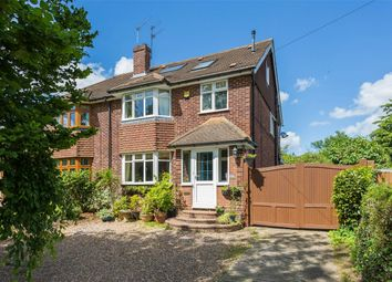 Thumbnail 5 bed semi-detached house for sale in Bedford Avenue, Little Chalfont, Buckinghamshire
