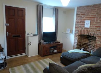 Thumbnail 2 bedroom terraced house to rent in Sicklesmere Road, Bury St. Edmunds