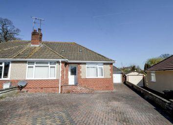 Thumbnail 3 bed semi-detached bungalow for sale in Denbigh Close, Swindon