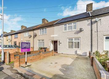 Thumbnail 2 bed terraced house for sale in Cornworthy Road, Dagenham