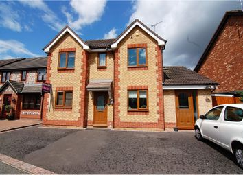 Thumbnail 4 bedroom detached house for sale in Ashness Close, Nottingham