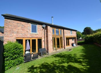 Thumbnail 4 bed barn conversion to rent in Harefield Drive, Wilmslow