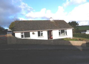 Thumbnail 3 bedroom detached bungalow to rent in Trungle Parc, Paul, Penzance