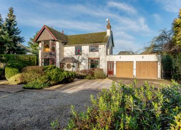 Thumbnail 4 bed detached house for sale in Cawston, Rugby, Warwickshire