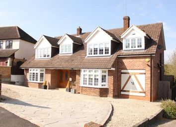 Thumbnail 4 bed property to rent in Warwick Avenue, Cuffley, Potters Bar
