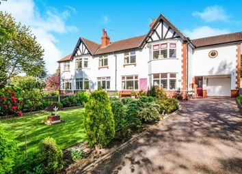 Thumbnail 4 bed semi-detached house for sale in The Oval, Bessacarr, Doncaster