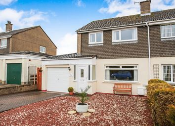 Thumbnail 3 bed semi-detached house for sale in Africanda Road, Gretna