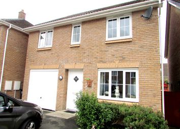 Thumbnail 4 bed detached house for sale in Cae Morfa, Skewen, Neath, Neath Port Talbot.