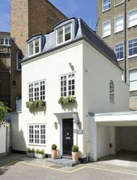Thumbnail 4 bed mews house to rent in Clabon Mews, Knightsbridge, London
