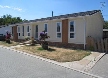 Thumbnail 2 bed mobile/park home for sale in Willow Park (Ref 5952), Station Road, Salford Priors, Evesham, Worcester