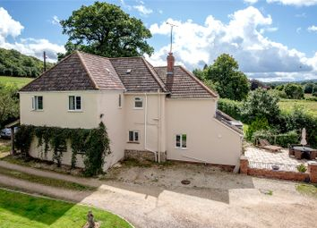 Thumbnail 6 bed detached house for sale in Stoke St. Mary, Taunton, Somerset